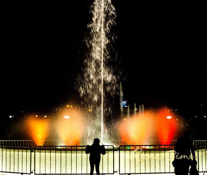 Ночное Шоу Магических Фонтанов в Перу. Удивительная Лима!