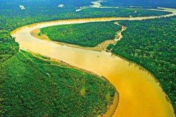 Авторский тур в сердце Амазонии: Река амазонка в своём первозданном виде!