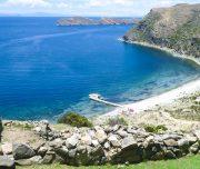 Поездка и общие впечатления от посещения острова солнца в Боливии вместе в Руна Сими Турз