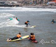 Уроки сёрфинга в Лиме от профессиональных инструкторов.
