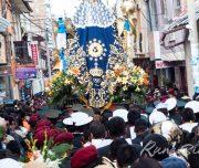 Празднование католического сретения в Пуно, Перу. Факты и сведения.